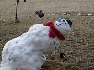Snowman Limbo