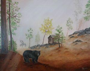 Native Spirits Medicine Bear