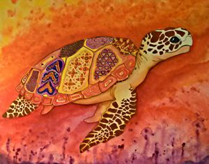 Mystic Turtle