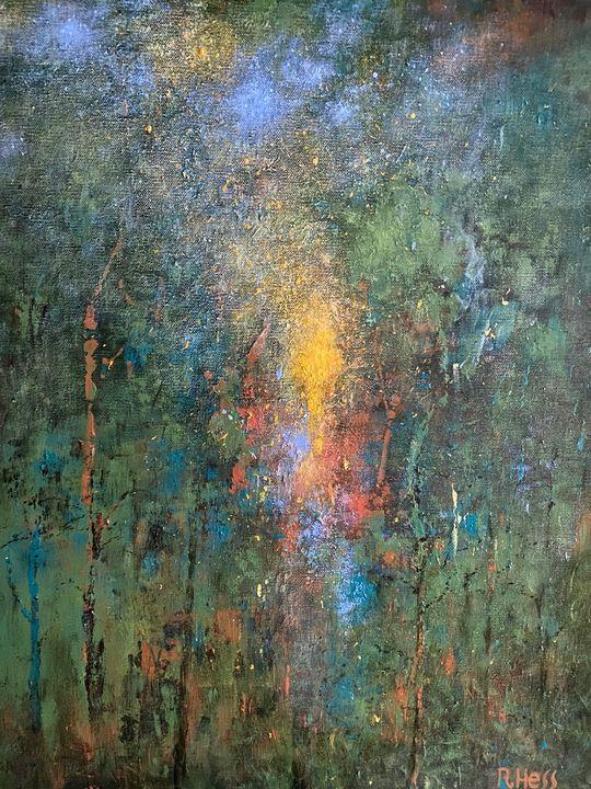 into the woods - Robert Hess