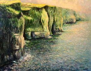 cliffs of mour