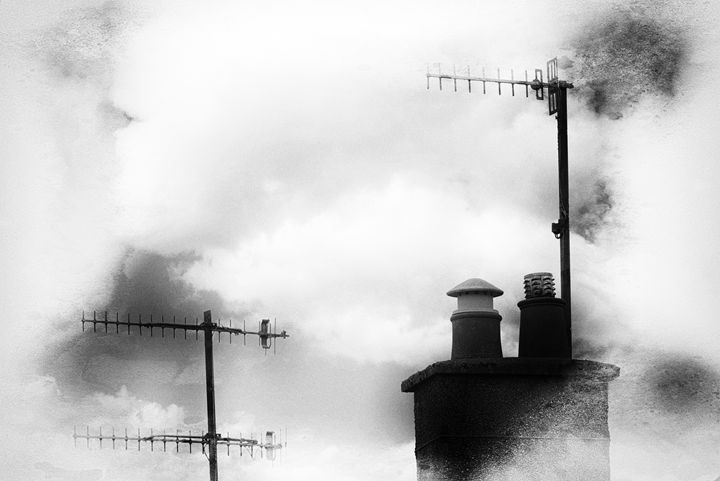 Chimney Stacks - david ridley