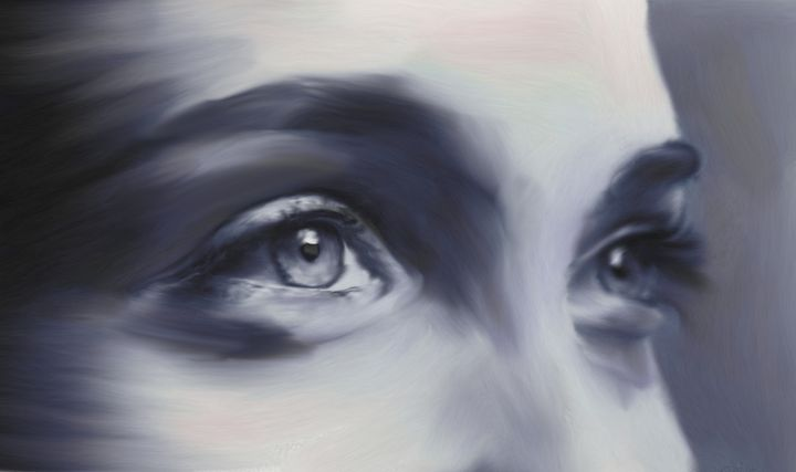 beautiful eyes - david ridley