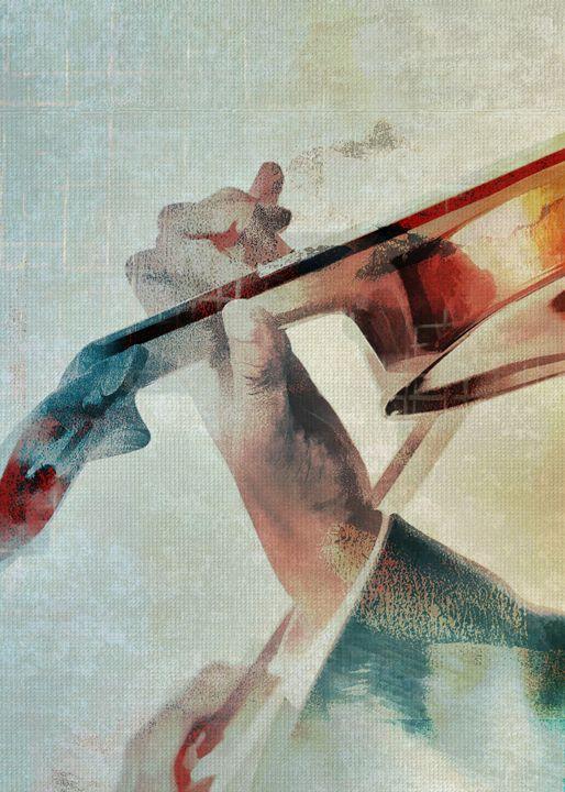 violinist - david ridley
