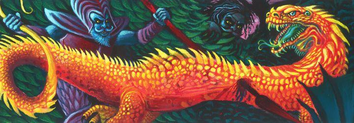 Dragon - Franco Zanichelli