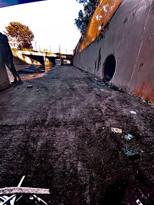 Tunnel tones - Blairbie Photographie