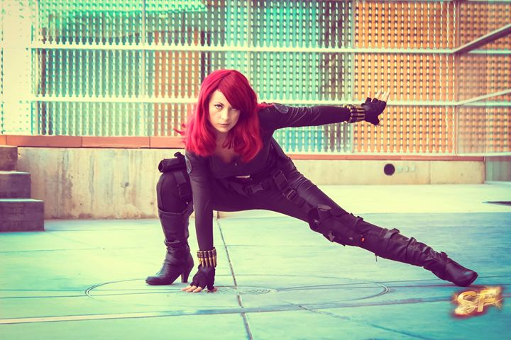 Black Widow - Speed Force Photography