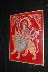INDIAN GODESS LORD GURGA