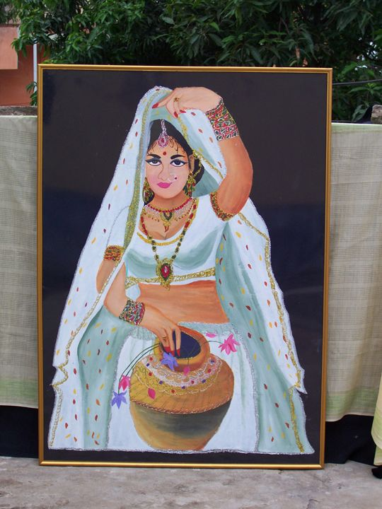 INDIAN ART - renient indian art