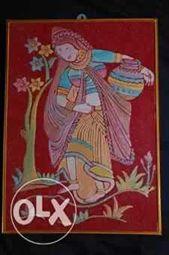 renient indian art