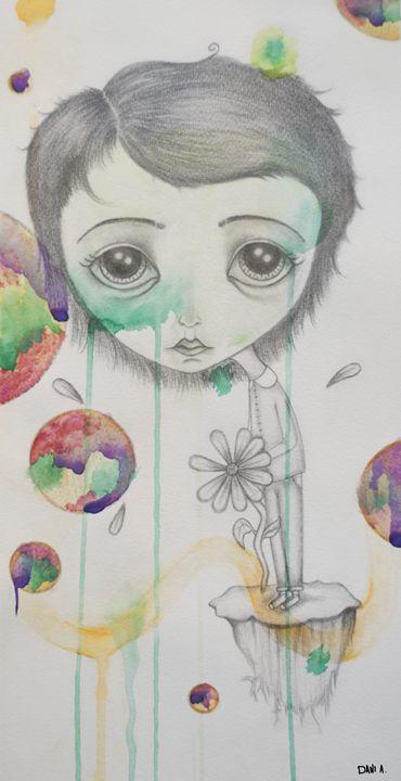 The Last Flower - Dani Anaya