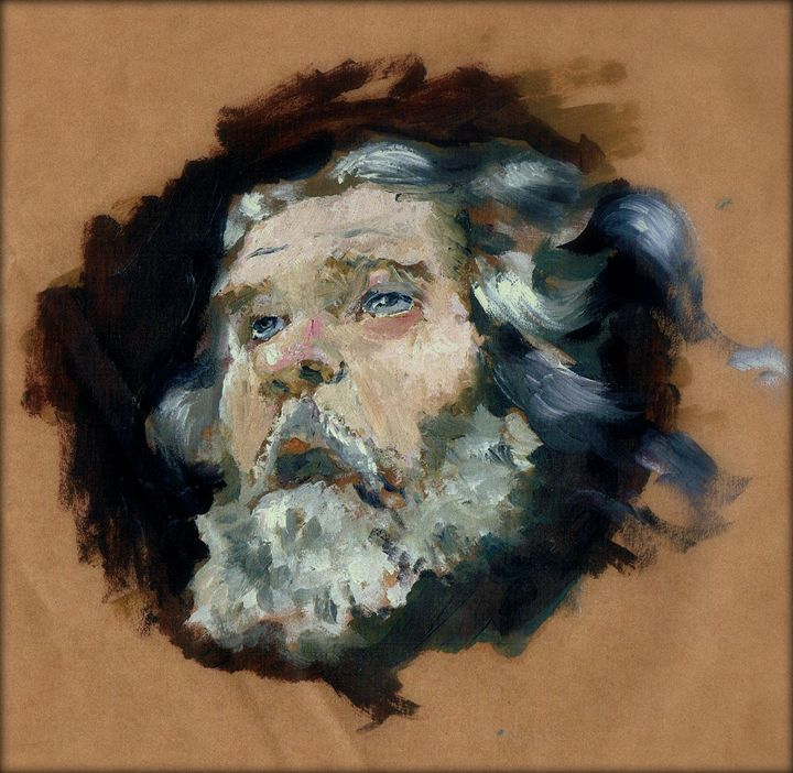 PORTRAIT - Nabil classical art arstist