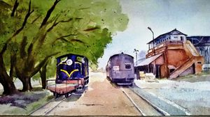 Unknown station