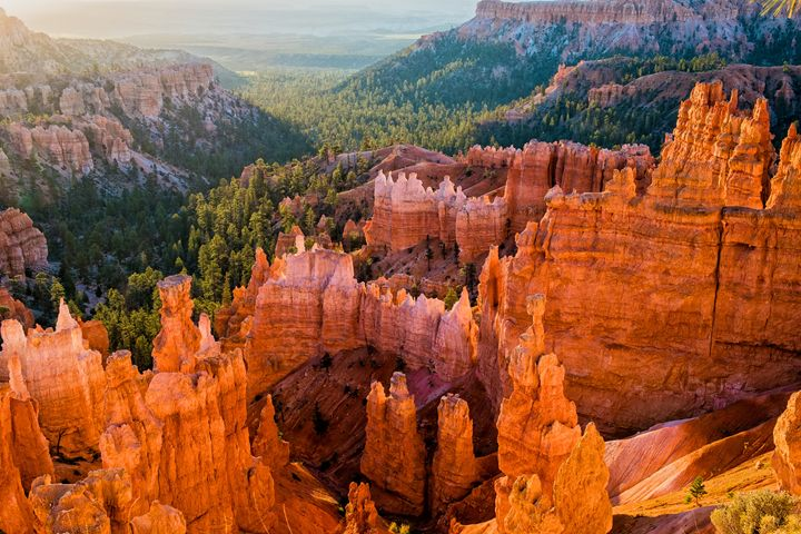 Bryce Sunrise - Roy Breslawski Nature Photography