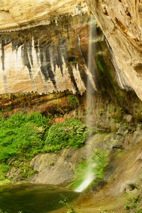 Upper Calf Creek Falls - Roy Breslawski Nature Photography