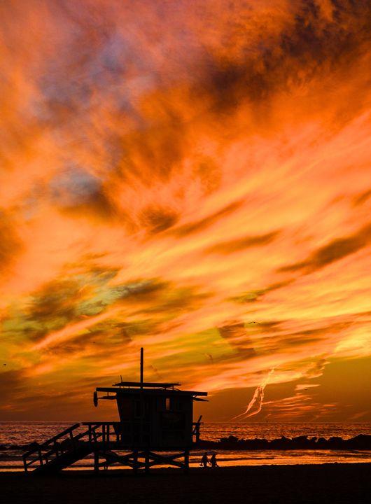 Venice Beach - Roy Breslawski Nature Photography