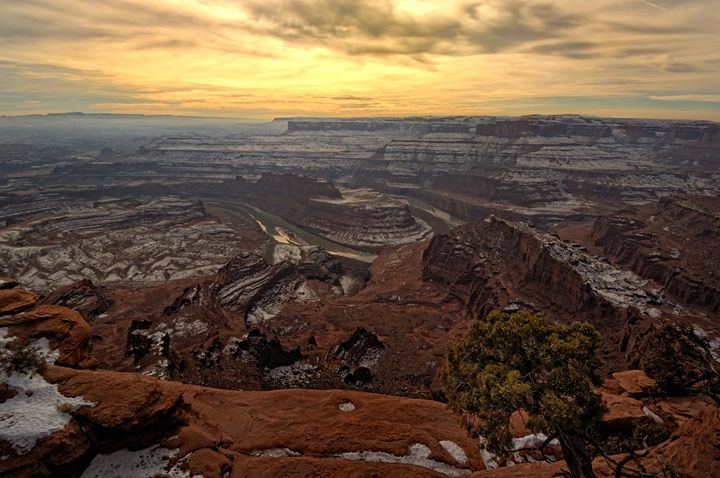 Dead Horse Point - Roy Breslawski Nature Photography