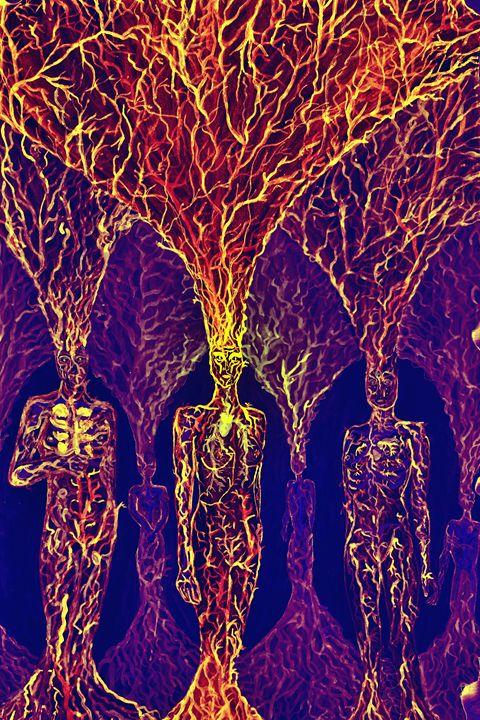 Beings - Adrien Asselborn