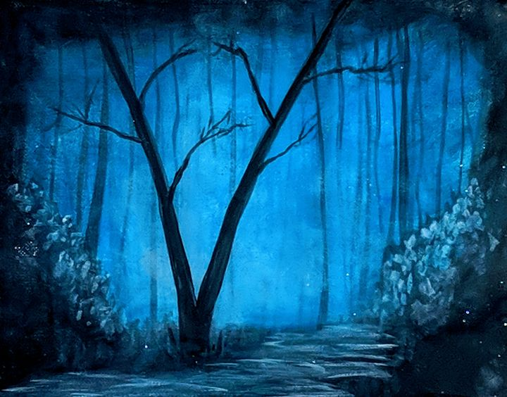 Into the woods - Shadystrokes