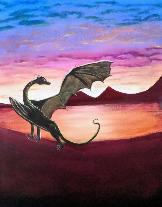 Dragon heart - Shadystrokes