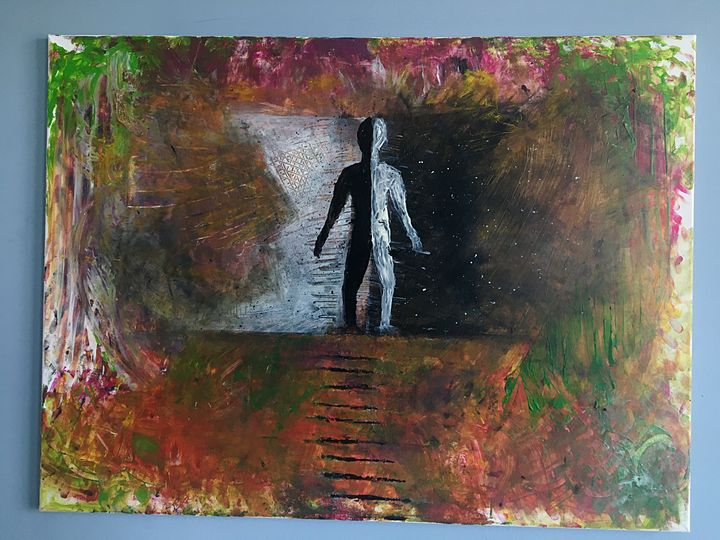 Decisions - My paintings