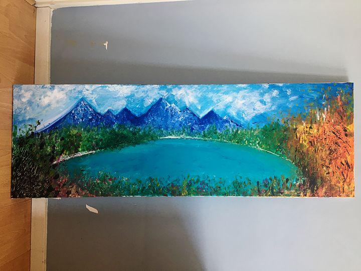 Landscape - My paintings