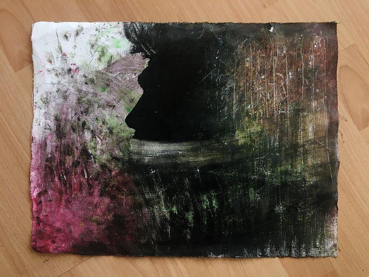 Silence - My paintings