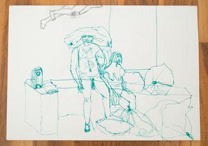 nude drawings. nude studies.