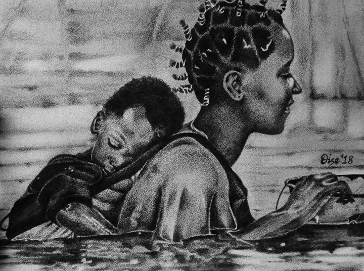 Mother and Child - Godsent Abode