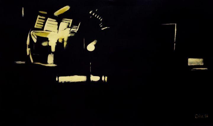 through the dark - Godsent Abode