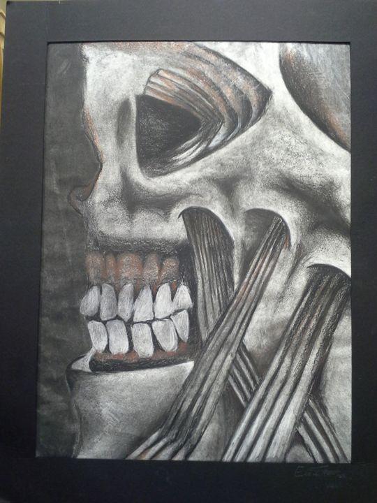 halloween mask - Eric Tuttle Designs