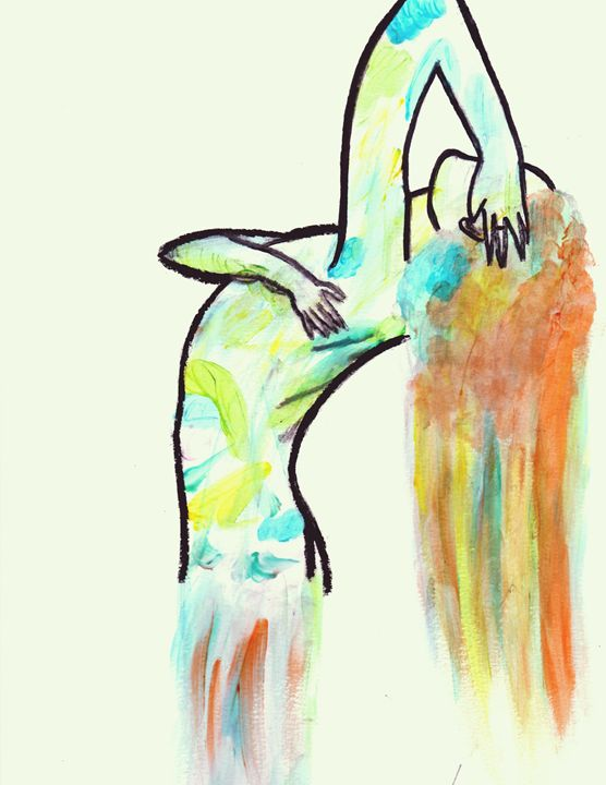 Female Figure - Adriana's Art