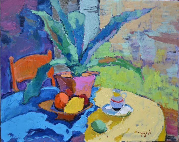 Cactus - Shandor Alexander