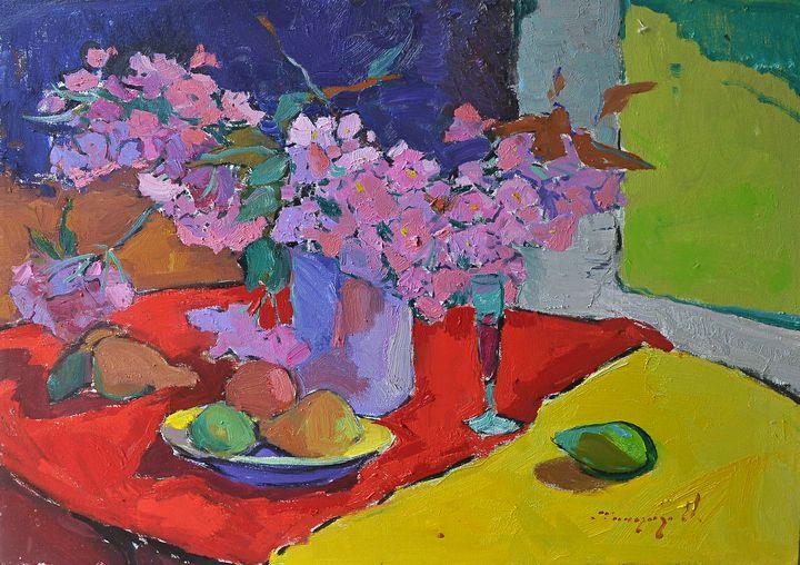 Spring mood - Shandor Alexander