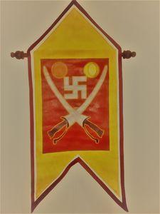 Traditional sri lankan wall hanger