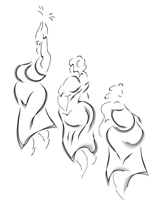 Sketch #13 - Maxim