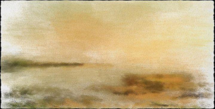 Yellow Lagoon. - Maxim