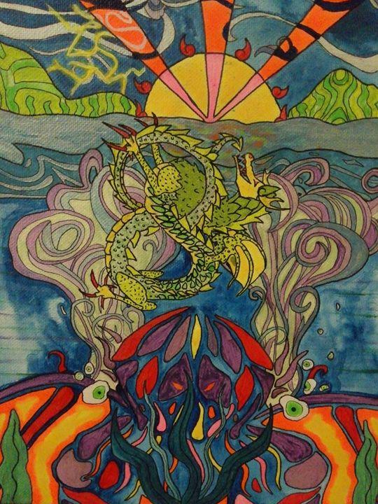 R'lyeh Rises - Aletsiondra Thull