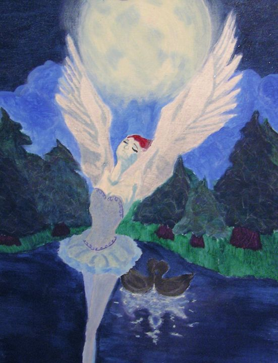 Swan Queen - Aletsiondra Thull