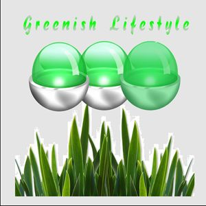 Greenish Lifestyle Logo Design