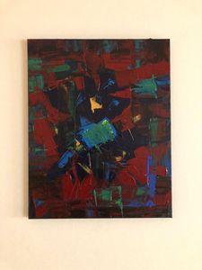 Shadows -Acrylic on Canvas