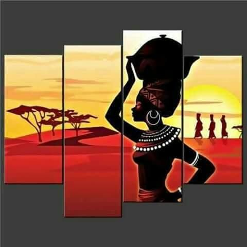 Africa Housewife - Stramaxstore