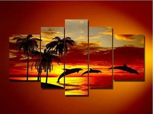 Mombasa Sunset Pieces