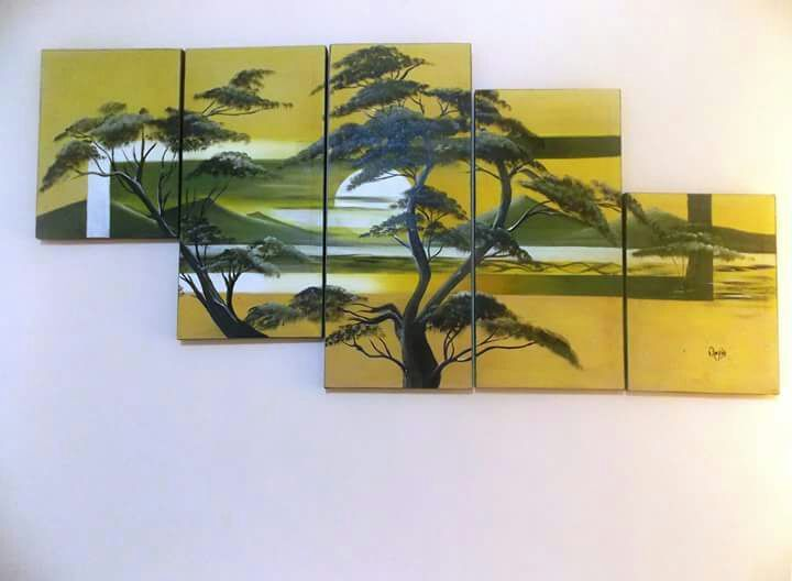 African Acacia Sunset Pieces - Stramaxstore