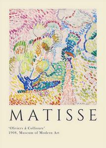 Matisse Garden scene