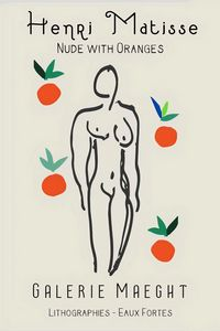Nude with Oranges Exhibition Poster