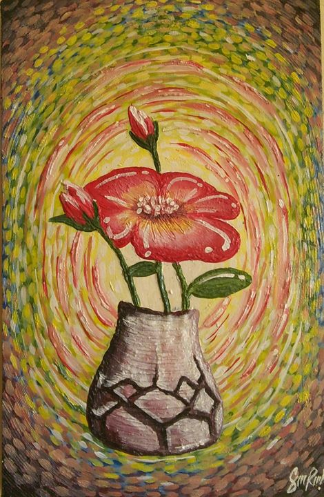 Dflower - Painting and etc.