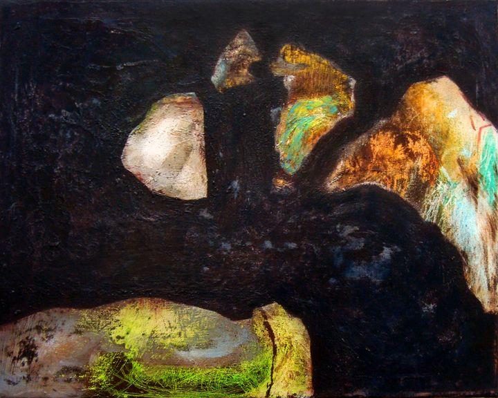 meteor landed islands... - Evangelos Papapostolou
