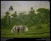 Santiago's Cuba Landscape