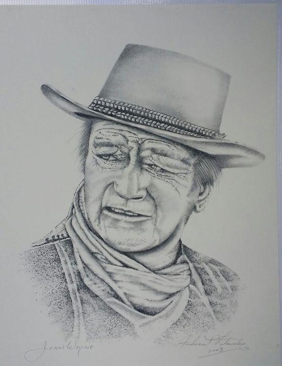 John Wayne - Andrew Litavsky